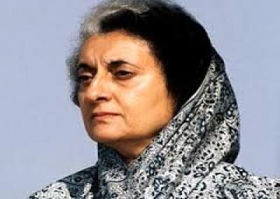 أنديرا غاندي تتولى رئاسة الوزراء في الهند