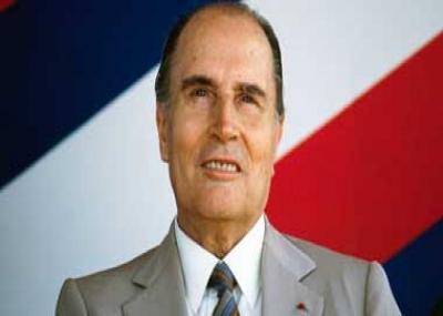 وفاة الرئيس الفرنسي فرنسوا ميتيران