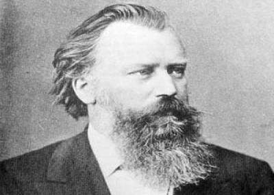 ولد يوهانس برامس   مؤلف موسيقي ألماني