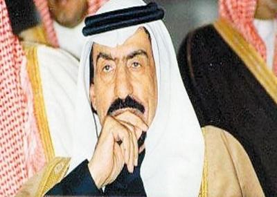 توفي الأمير مشاري بن عبدالعزيز آل سعود