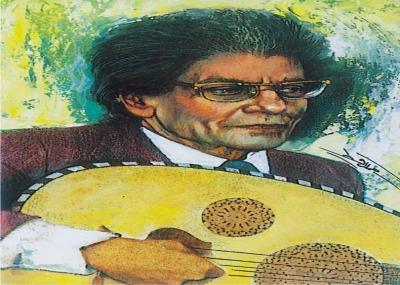 وفاة الموسيقار والملحن المصري رياض السنباطي