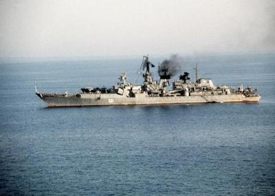 الغواصة الألمانية U-110 تقع بيد القوات البريطانية