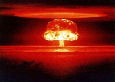 الهند تقوم بتفجير نووي تحت الأرض