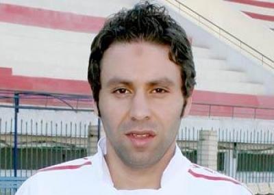 ولد لاعب كرة القدم حازم إمام