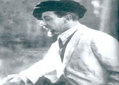 ولد النحات المصري محمود مختار