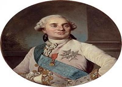 لويس السادس عشر يعتلي عرش فرنسا
