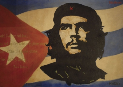 ولد المناضل الكوبي تشي غيفارا Che Guevara