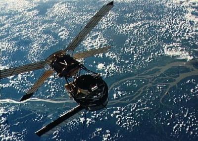 إطلاق أول محطة فضائية أمريكية سكايلاب Skylab