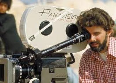 ولد المخرج الأمريكي جورج لوكاس(George lucas)