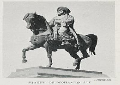 محمد علي باشا يتولى حكم مصر
