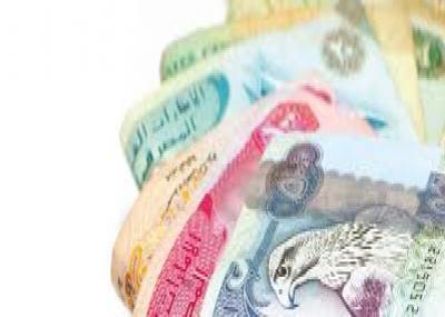تأسيس مصرف الإمارات العربية المتحدة المركزي