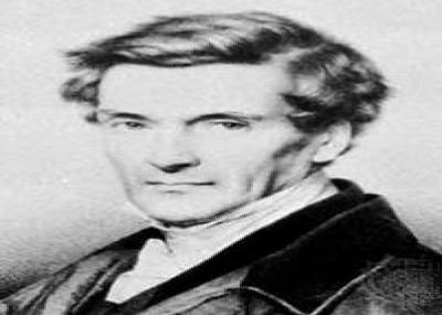 ولد عالم الرياضيات كوريوليس (Gustave de Coriolis)