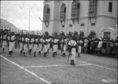 تأسيس الجيش الأردني بقيادة جون جلوب باشا