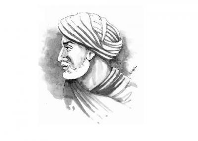 ولد ابن خلدون، مؤسس علم الاجتماع.