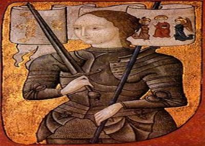 إعدام جان دارك (Jeanne d