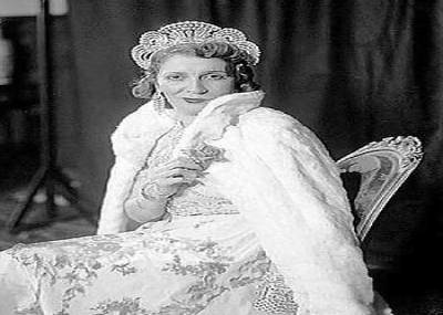 وفاة الملكة نازلي