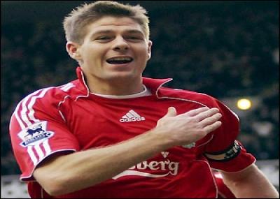 """ولد الاعب إنجليزي ستيفن جيرارد """"Steven Gerrard"""""""