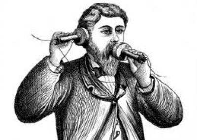 """ظهور الهاتف على يد ألكسندر جراهام بيل """"Alexander Bell"""""""