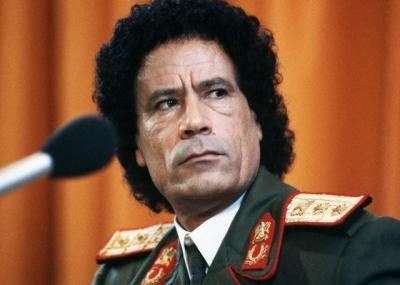 ولد الرئيس الليبى السابق معمر القذافي