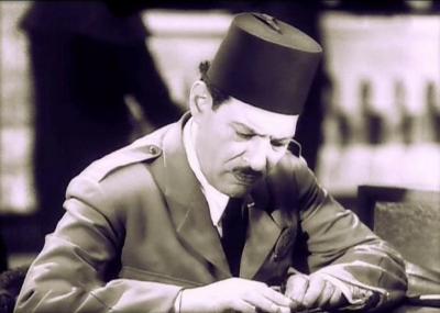 رحيل الفنان نجيب الريحاني