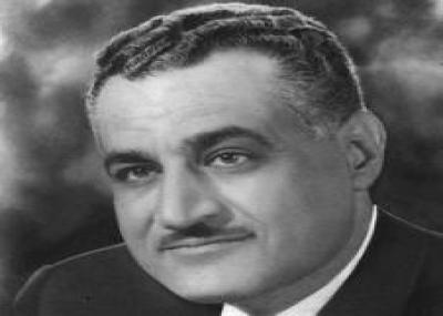 إعلان الرئيس جمال عبد الناصر تنحيه عن رئاسة مصر بعد نكسة 67