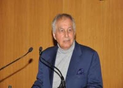 تعيين سيد أحمد غزالي رئيسًا للحكومة الجزائرية