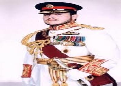 تنصيب عبد الله الثاني ملكاً للمملكة الأردنية الهاشمية في يوم الجلوس الملكي