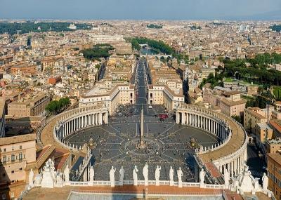 إعلان دولة الفاتيكان