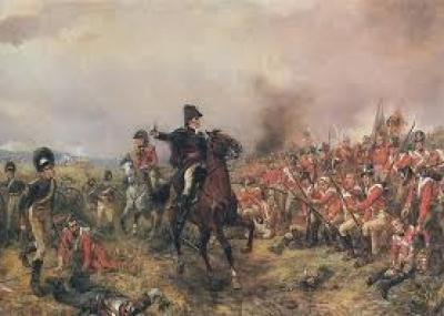 هزيمة شديدة لنابليون بونابرت في معركة واترلو (Battle of Waterloo)