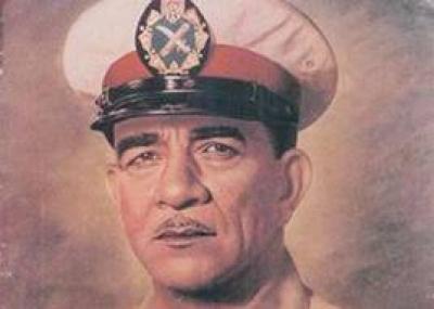أول رئيس لمصر الجمهورية اللواء أركان حرب محمد نجيب