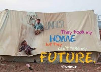 بدأ الاحتفال بيوم اللاجئ العالمي
