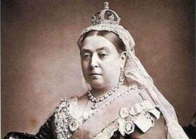 الملكة فيكتوريا تتولى حكم المملكة المتحدة