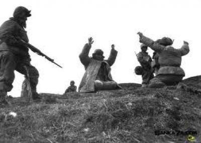 بداية الحرب الأهلية الكورية