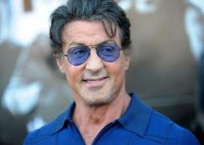 """ولد الممثل الامريكى سلفستر ستالون """"Sylvester Stallone"""""""
