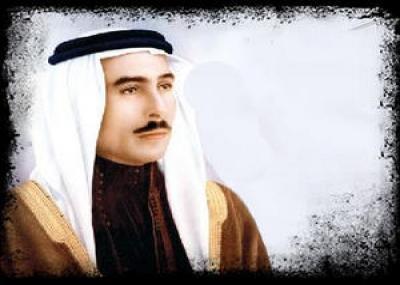 رحيل الملك طلال بن عبد الله ملك المملكة الأردنية الهاشمية