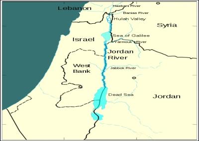 الأردن يقوم بضم الضفة الغربية إلى إدارته
