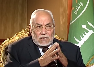 ولد محمد مهدي عاكف المرشد العام السابق لجامعة الاخوان المسلمين