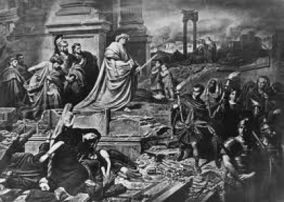 "حريق روما ""The Great Fire Of Rome"""