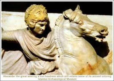 """ولد الإسكندر الأكبر """"Alexander the Great"""""""