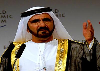 ولد الشيخ محمد بن راشد آل مكتوم