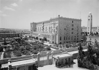 تفجير فندق الملك داود