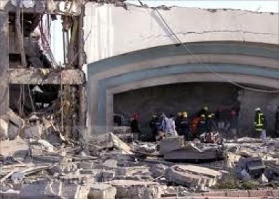 سلسلة من الهجمات الإرهابية بشرم الشيخ