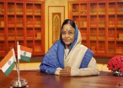 """أول امرأة تشغل منصب رئاسة الهند """"براتيبها باتيل"""""""