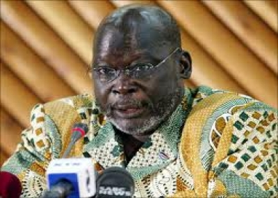 مصرع زعيم الحركة الشعبية لتحرير السودان د.جون قرنق ديمابيور