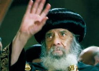 """ولد البابا شنودة الثالث """"بابا الإسكندرية"""""""