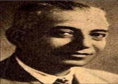 ولد إبراهيم عبد القادر المازني شاعر مصري