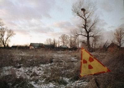 انفجار المفاعل النووي تشيرنوبل