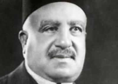 رحيل الاقتصادى المصرى ومؤسس بنك مصر طلعت حرب