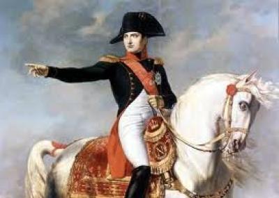 """ولد إمبراطور فرنسا نابليون بونابرت """"Napoléon Bonaparte"""""""