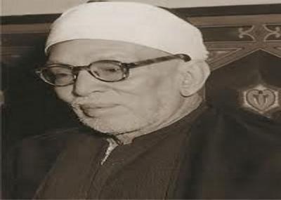 ولد العالم التونسي الذى تولى مشيخة الأزهر محمد الخضر حسين